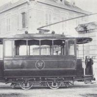 tram elettrico