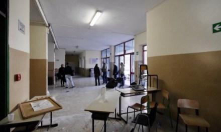 Devastazioni e furti all'istituto Galiani : più di 100mila euro di danni