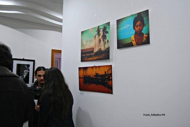 Trittico fotografico di Manlio De Pasquale.