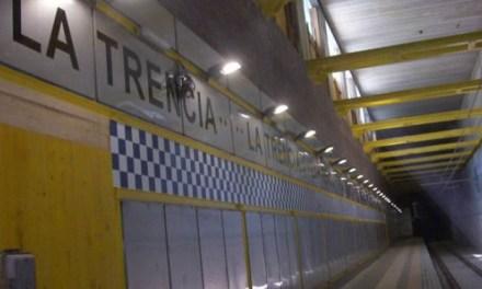 La Trencia: la stazione Circumflegrea non chiude. Arrivano i militari