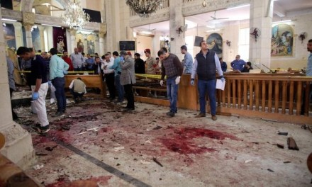 Attacchi terroristici nelle chiese cristiane in Egitto