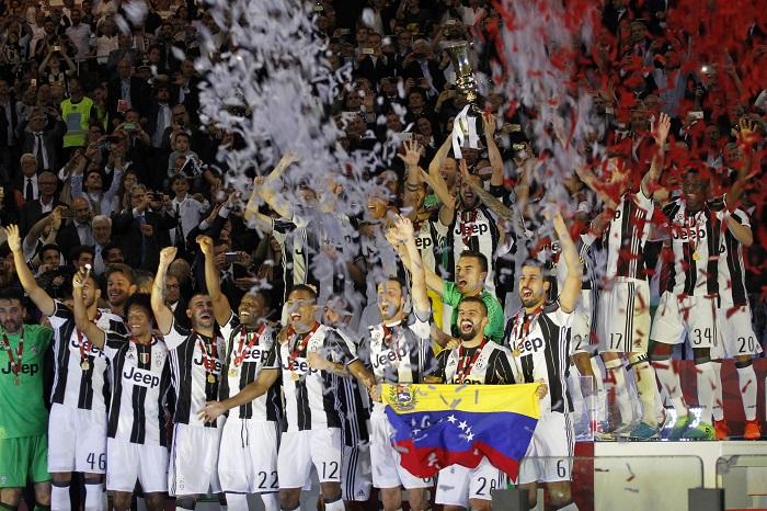 Juventus da record: mai nessuno in A ha vinto 6 titoli consecutivi