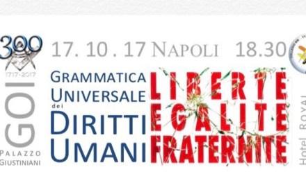 Grammatica universale dei diritti umani