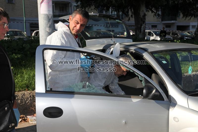 Sparato al volto appena uscito dal carcere di Secondigliano, grave il detenuto