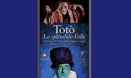 """""""Totò – Lo splendido folle"""": la mostra di cchiùArt presso Tullio Pironti Editore dal 3 al 30 novembre"""