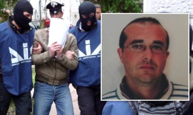 Arrestato il latitante Armando Schiavone