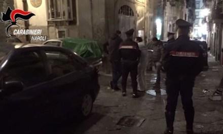 Arrestati nella notte 19 uomini del clan Farinelli dei quartieri spagnoli