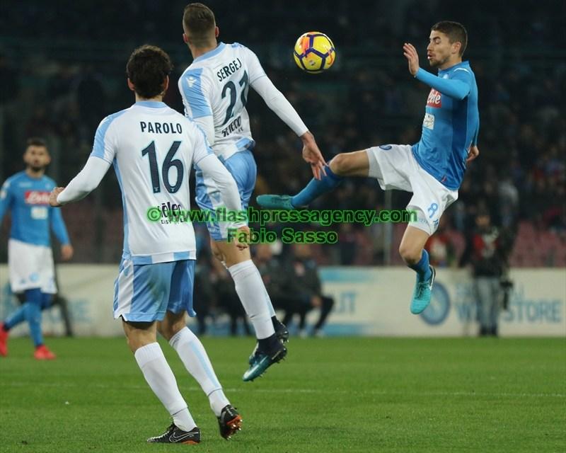 Lazio, con un Napoli così si può perdere