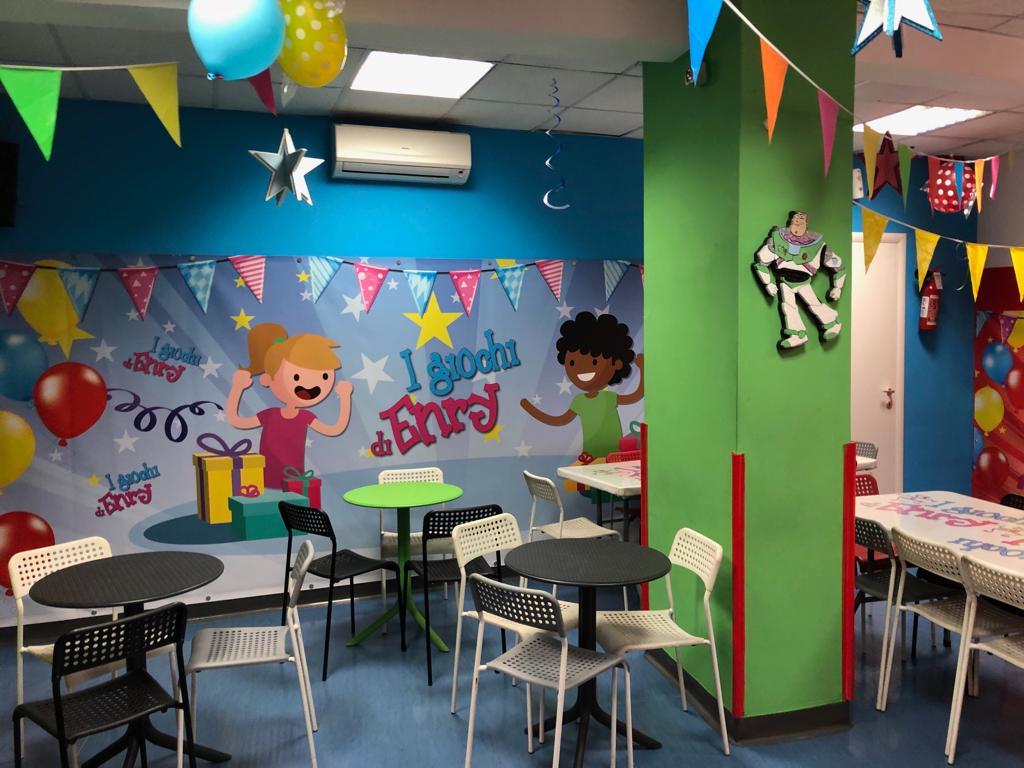 Sala Giochi Per Bambini : Vomero: la polizia municipale sequestra sala giochi per bambini