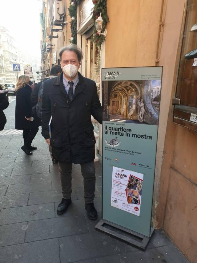 Paolo Gulierini, Direttore del MANN