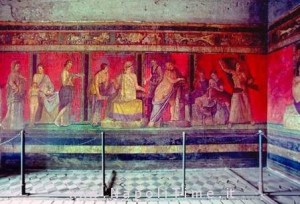 villa misteri pompei
