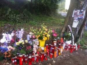 29 agosto 2013 Il luogo della tragedia di Monteforte Irpino