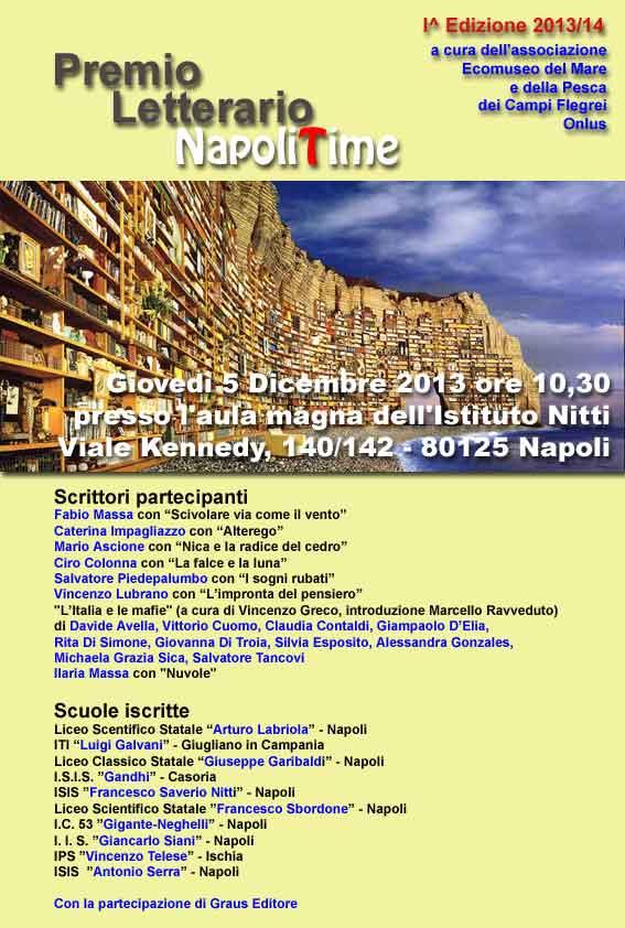 Premio-Letterario-NapoliTime-PrimaEdizione