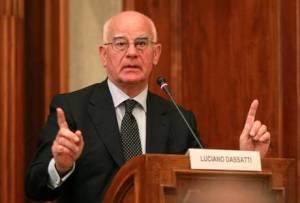 ammiraglio Luciano Dassatti