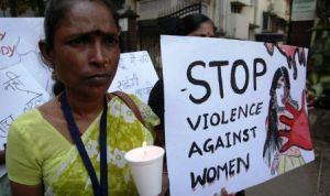 violenza india