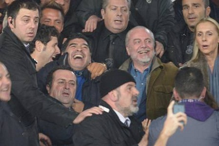 Soccer: Italy's Cup; Napoli-Roma