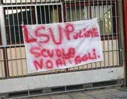 protesta lsu