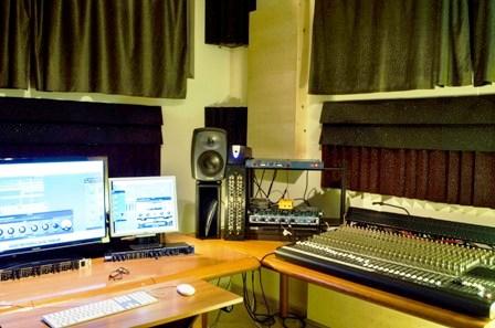Monitor Room