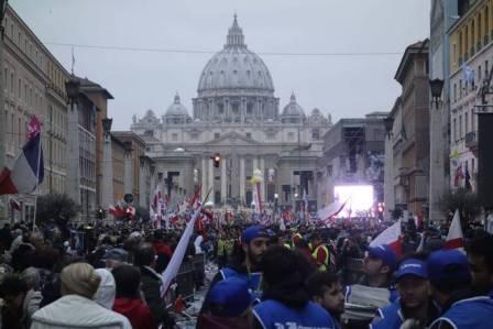 Canonizzazione-San-Pietro