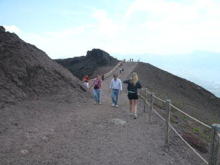 percorso Vesuvio