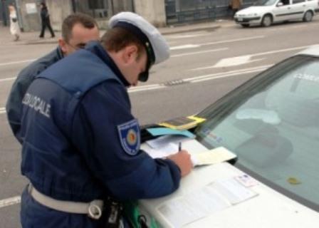 multe polizia
