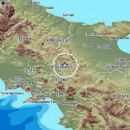 Terremoto Sannio