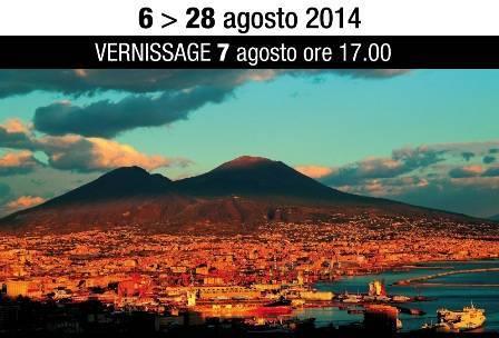 mostra Vesuvio