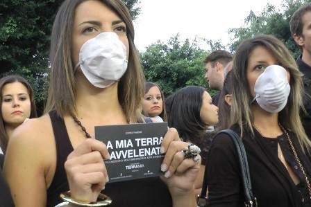 protesta terradeifuochi