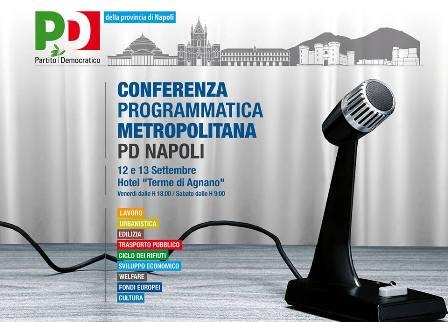 conferenza pd