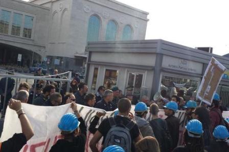 protesta studenti