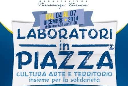 Laboratori in piazza
