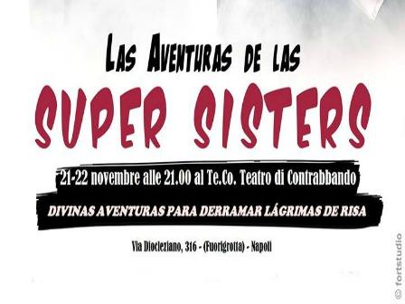 Le avventure delle Super Sisters