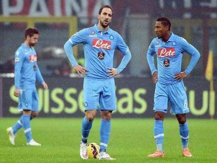 Milan2 Napoli0