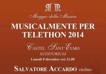 Musicalmente Telethon