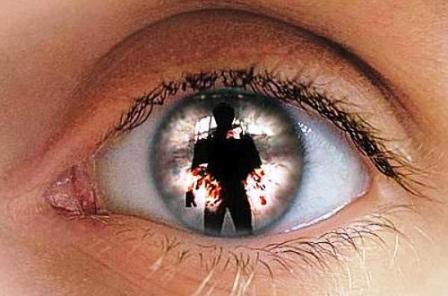 Occhio-aggressore