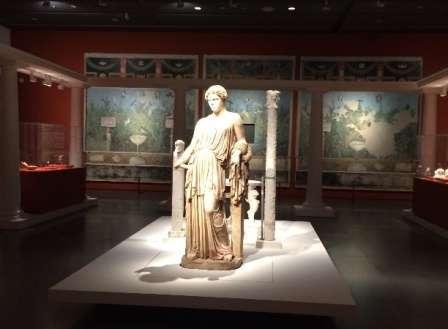 Pompei mostra Corea