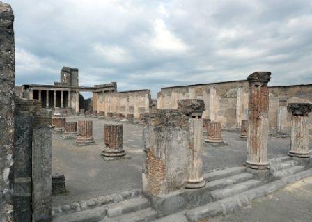 basilica pompei