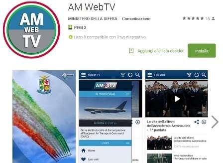 App webTV