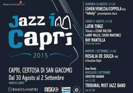 Jazz Inn Capri