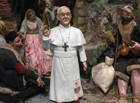 Papa San Gregorio Armeno