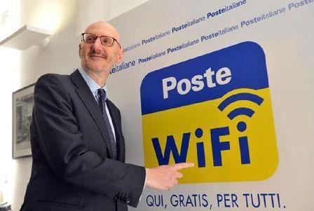 Wi-Fi-Poste-Italiane