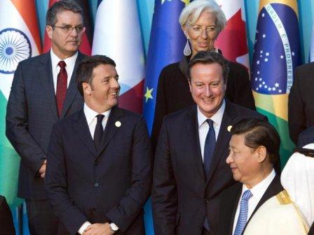G20 leader