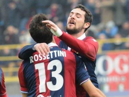 Bologna-Napoli Rossettini Destro