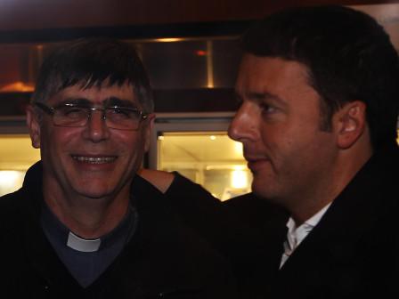 Maurizio.Patriciello.Matteo.Renzi
