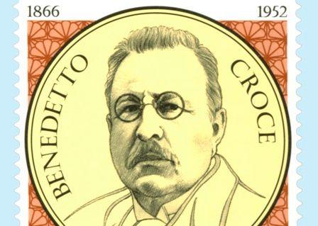 Francobollo B.Croce