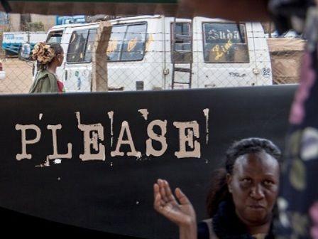 please africa