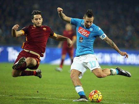 calcio.Roma.Napoli