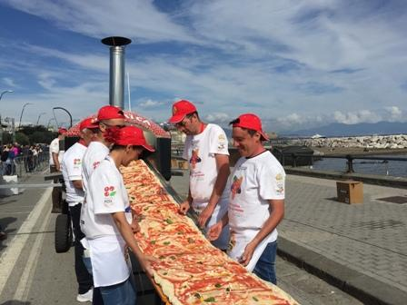 pizza record napoli