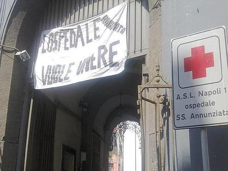 Napoli.Ospedale.Annunziata