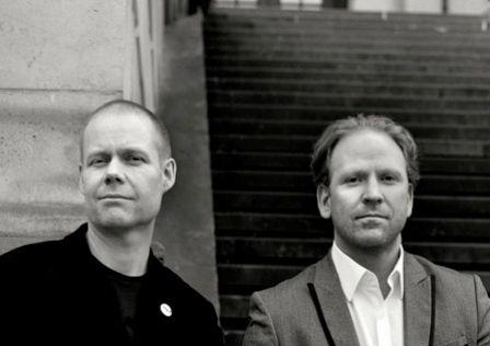 Max Richter e Daniel Hope